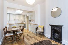 Portico - 4 Bedroom Flat for sale in Brixton: Burgoyne Road, SW9 - £999,500