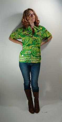 60s Hawaiian Shirt
