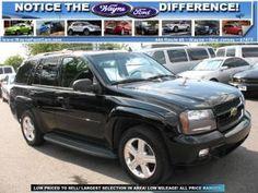 $12,990   2008 Chevrolet TrailBlazer
