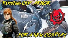 Giving an Old Cosplay New Life! [Gears of War Armor]: ZonZonZonbi Giving an Old Cosplay New Life! [Gears of War… More at hauntersweb.com