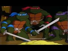 Teenage Mutant Ninja Turtles S10E06 (Mobster from Dimension) X - YouTube