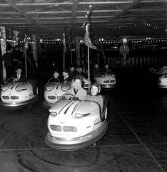 Waverley Carnival, Dodgems - 1966