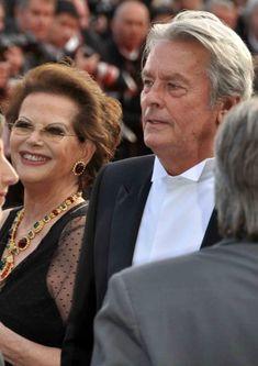 .Claudia Cardinale Alain Delon