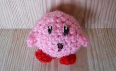 Kirby keychain