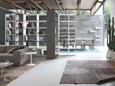 Libreria #soggiorno moderno Atlante C312 | gruppotomasella.it