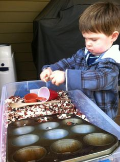Ideas for different centers or activities