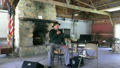 Kenny Salwey:  The Last River Rat storytelling