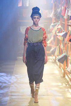 [No.15/67] mercibeaucoup, 2014春夏コレクション | Fashionsnap.com #japanesefashion