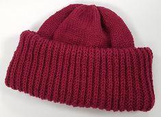 "Ruusu-unelmia ja villasukkia: DIY - Neulottu beanie-pipo, ""mummopipo"" Knit Or Crochet, Beanie Hats, Beanies, Handicraft, Knitted Hats, Winter Hats, Sewing, Knitting, Handmade"
