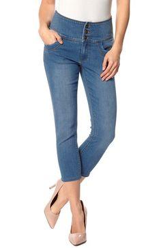 De sejeste Happy Holly Jeans Medium denim Happy Holly Underdele til Outlet til hverdag og til fest