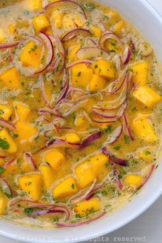 Mango ceviche – Famous Last Words Best Vegan Recipes, Raw Food Recipes, Veggie Recipes, Mexican Food Recipes, Salad Recipes, Vegetarian Recipes, Cooking Recipes, Healthy Recipes, Mexican Desserts