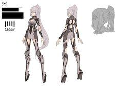 Female Character Design, Character Creation, Character Design References, Character Design Inspiration, Character Concept, Character Art, Anime Art Girl, Manga Art, Android Art