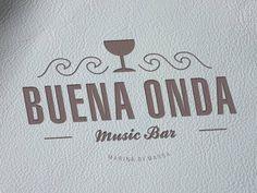 """Logotipo """"BuenaOnda"""""""