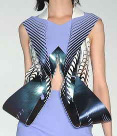2012-09-24  PRINTS AND PATTERNS FROM LONDON FASHION WEEK / 3  Dion Lee
