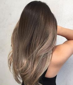 35 Smoky and Sophisticated Ash Brown Hair Color Looks - Part 21