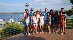 Rafael Nadal July 28 2014 Precioso dia de relax en muy buena compañía  Wonderful and relaxing day with good friends.
