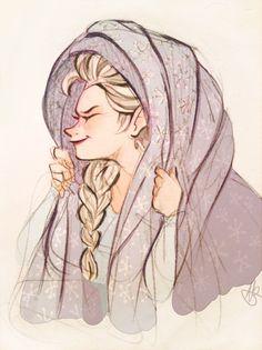 Image about disney in Frozen by Hazel on We Heart It Disney Concept Art, Disney Fan Art, Disney Love, Disney Pins, Frozen Art, Disney Frozen, Elsa Frozen, Disney Sketches, Disney Drawings