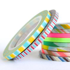 mt Super Slim 3mm Washi Tape Duo D — Omiyage - cute, clever & crafty goods!