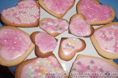 Make some heart biscuits with the kiddies. We had lots of fun! Valentines For Kids, Valentine Day Crafts, Valentine Heart, Valentine Activities, Activities To Do, Children Activities, Pregnant And Breastfeeding, Biscuit Cookies, Done With You