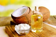 """From cooking meals in the kitchen to moisturizing your skin in the bathroom, coconut oil is everywhere these days, so it should come as no surprise that this """"miracle oil"""" makes a pretty fantastic (and chemical free) hair mask. With harsh chemicals, extreme weather conditions and daily wear and tear of styling, hair takes quite the beating and can often be left looking dry, frizzy, broken and dull. Not to worry!"""