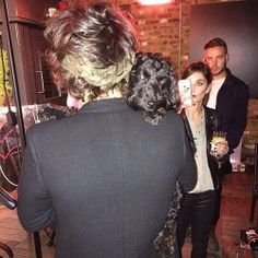 Harry and Liam (18/3/14)