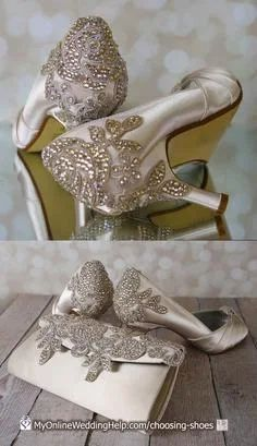 65 Best Sparkly Wedding Shoes Images In 2020 Wedding Shoes