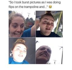 She looks like that one guy from Mc.Spankies off of Jimmy Neutron in the third picture