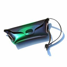 Borsa Bag Iridescent Blue-Green by 3AG