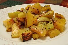 Roasted Butternut Squash & Onions