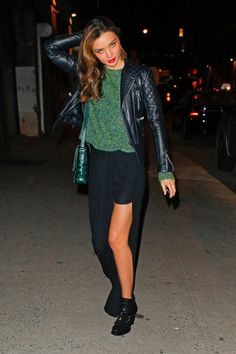 Miranda Kerr Photos: Miranda Kerr Leaves a Photo Shoot in New York City