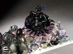 carmen lozar art   Night by Carmen Lozar, created during her September 2013 Instructor ...