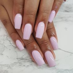 What Christmas manicure to choose for a festive mood - My Nails Acrylic Nails Coffin Short, Simple Acrylic Nails, Square Acrylic Nails, Best Acrylic Nails, Light Pink Acrylic Nails, Pale Pink Nails, Coffin Nails, Hair And Nails, My Nails