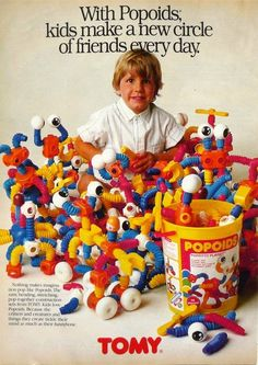 I LOVED the noise these made!  Popoids