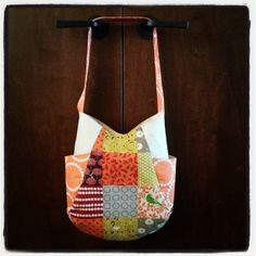 Jennadesigns: Another finish - 241 Tote by Noodlehead