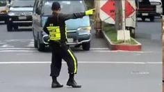 cops dancing in the street - YouTube