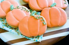 Spiced Pumpkin Cut-Out Cookies | The Pioneer Woman