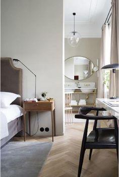 Stockholm Ett Hem Hotel by Ilse Crawford of Studioilse