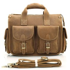 Large Vintage Head Layer Cowhide DSLR Camera Bag We use selected thick Head Layer Cowhide, quality hardware and cotton lining to make the bag as good as it is. The inside removable padded insert bag c