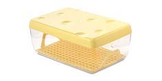 SALVA FORMAGGIO - SNIPS s.r.l.  Con coperchio salva freschezza e griglia di supporto, ideale per il frigorifero.  Capacità: 3 Lt.