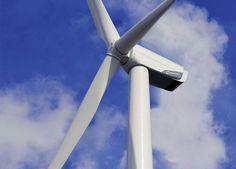 Nordex N100 Turbine Low Carbon, Renewable Energy, Wind Turbine, Europe