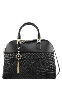 Athena Quilted Barocco Vanitas Bag - D41O