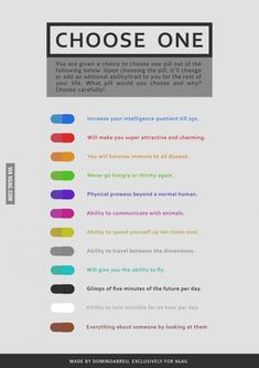 You can only choose one pill. Choose wisely! - 9GAG