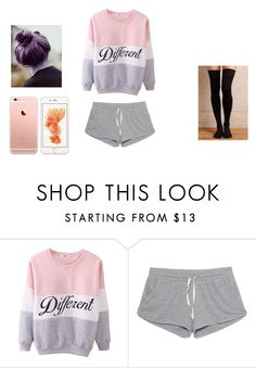 """""""pj's"""" by udontknowme1267 on Polyvore featuring American Vintage and Hansel from Basel"""