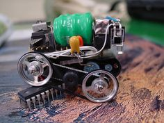 Micro Electronic robots   Flickr - Photo Sharing!