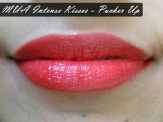 MUA Intense Kisses - Pucker Up