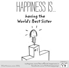 ❤️ MY SISTER IS ❤️