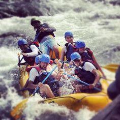 los rápidos del río filobobos en Tlapacoyan Veracruz