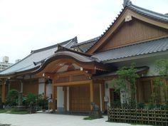 Tengenji Temple.  Hiroo. Shibuya-ku.