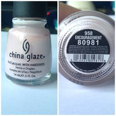 China Glaze - Encouragement