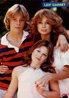 Dawn Lyn Leif Garrett Is leif garrett's mother.